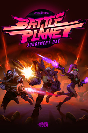 Battle Planet - Judgement Day poster image on Steam Backlog