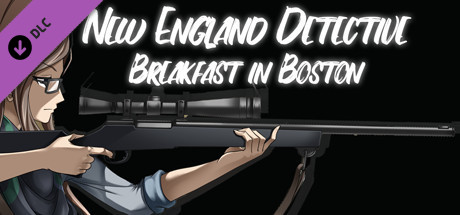 New England Detective: Breakfast in Boston OST and Artbook
