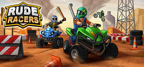 Rude Racers: 2D Combat Racing