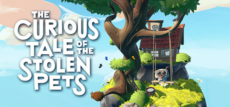 Купить The Curious Tale of the Stolen Pets
