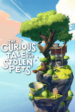 The Curious Tale of the Stolen Pets poster image on Steam Backlog