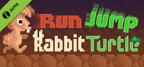 Run Jump Rabbit Turtle Demo