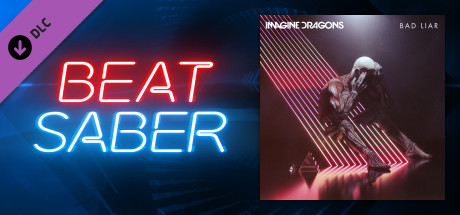 """Купить Beat Saber - Imagine Dragons - """"Bad Liar"""" (DLC)"""