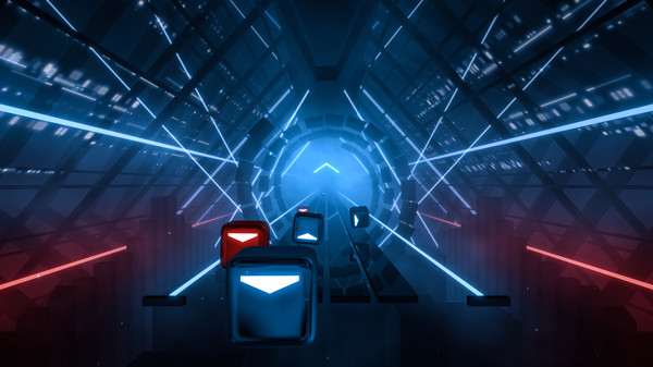 "Beat Saber - Imagine Dragons - ""It's Time"" (DLC)"