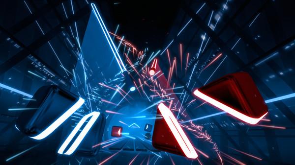 "Beat Saber - Imagine Dragons - ""Machine"" (DLC)"