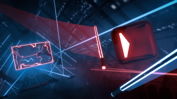"Beat Saber - Imagine Dragons - ""Natural"" (DLC)"
