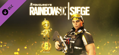 Tom Clancy's Rainbow Six Siege - Pro League Gridlock Set