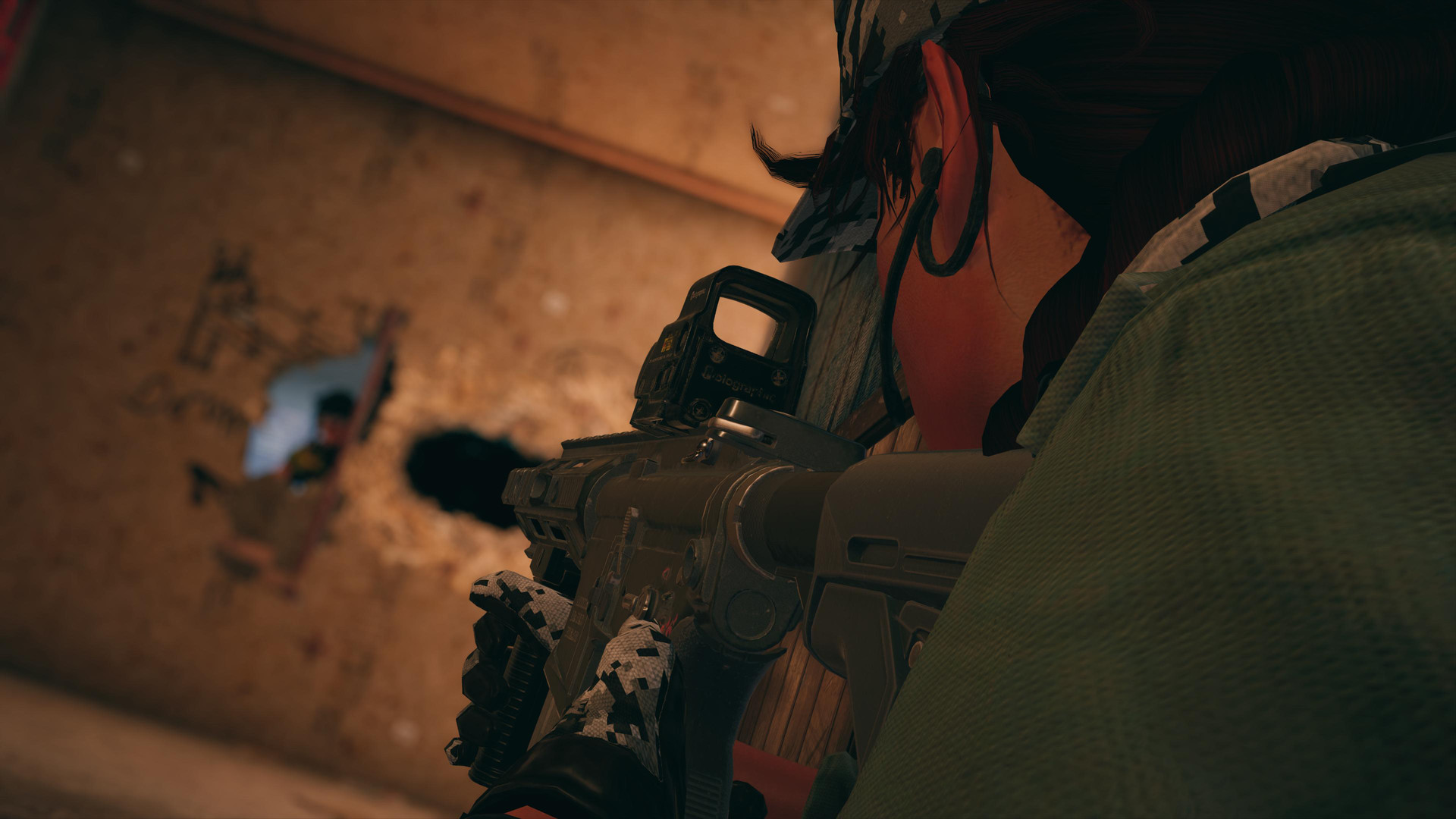 Tom Clancy's Rainbow Six® Siege - Pro League Gridlock Set