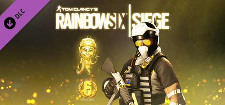 Tom Clancy's Rainbow Six Siege - Pro League Mozzie Set
