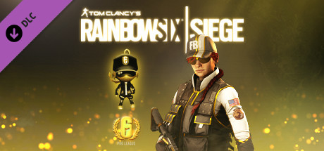 Tom Clancy's Rainbow Six Siege - Pro League Ash Set