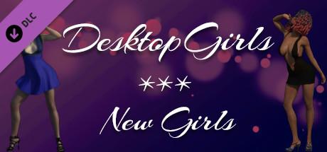 Desktop Girls - New Girls cover art