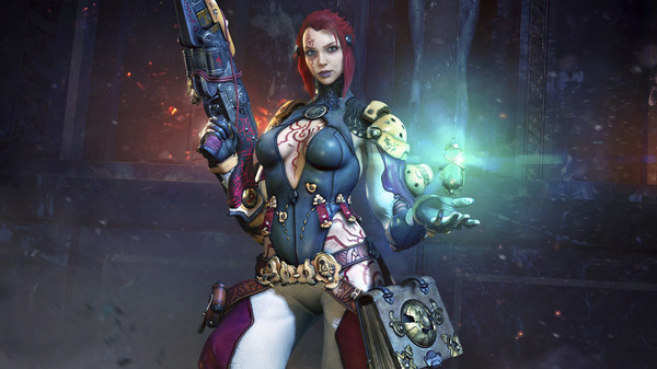Spacelords - Sööma Deluxe Character Pack (DLC)