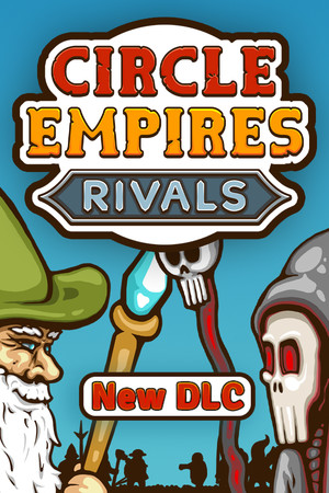 Circle Empires Rivals poster image on Steam Backlog