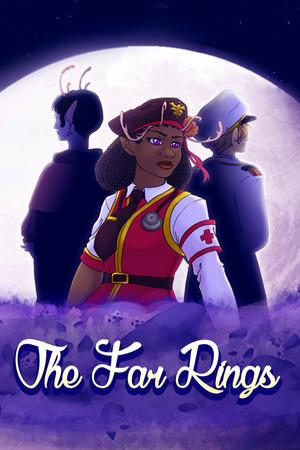 The Far Rings: A Space Opera Visual Novella poster image on Steam Backlog
