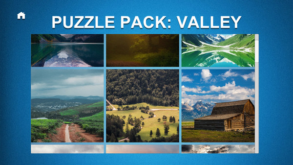 PUZZLE: ULTIMATE - Puzzle Pack: VALLEY (DLC)