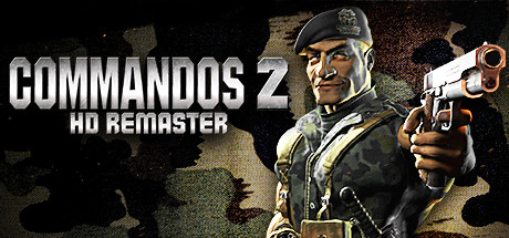 Commandos 2  HD Remaster Capa
