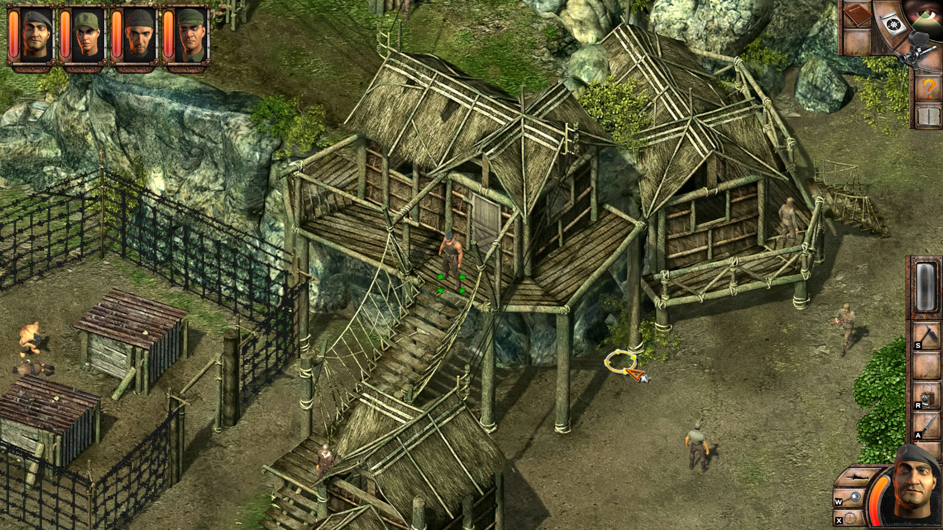 Commandos 2 - HD Remaster - Tai game | Download game Chiến thuật