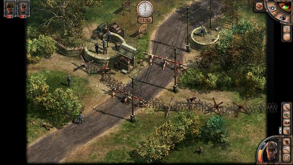 скриншот Commandos 2 - HD Remaster 1