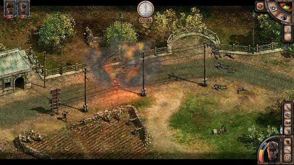 скриншот Commandos 2 - HD Remaster 4