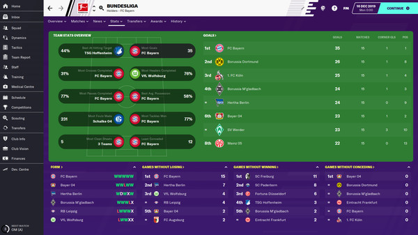 Football Manager 2020 Image 1