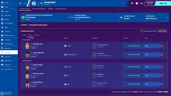 Football Manager 2020 Free Steam Key 5