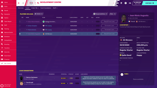 Football Manager 2020 Free Steam Key 4