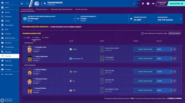 Football Manager 2020 Full indir