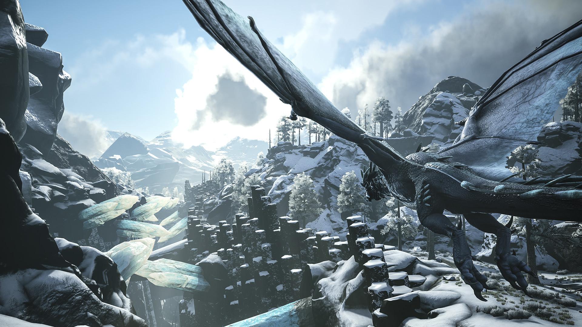 Ark Karte Valguero.Valguero Ark Expansion Map On Steam