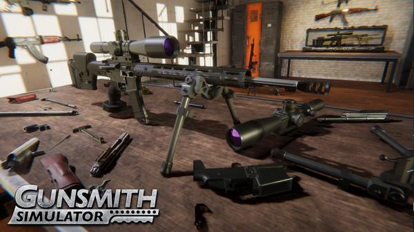 Gunsmith Simulator