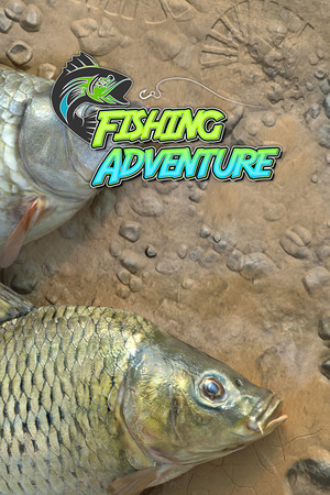 Fishing Adventure poster image on Steam Backlog