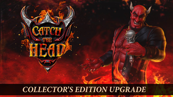 Catch The Head - Collector's Edition Upgrade (DLC)