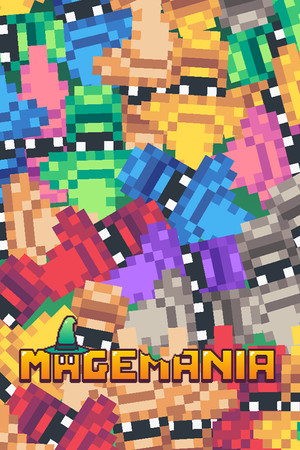 Mage Mania poster image on Steam Backlog