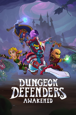 Dungeon Defenders: Awakened poster image on Steam Backlog