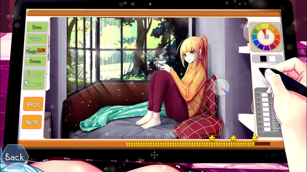Anime Artist