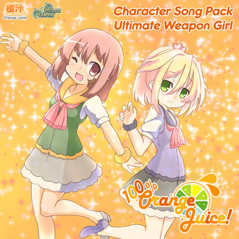 100% Orange Juice - Character Song Pack: Ultimate Weapon Girl (DLC)