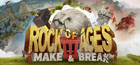 Rock of Ages 3: Make & Break on Steam
