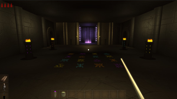 A maze in Citadel