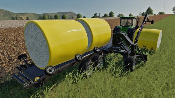 Farming Simulator 19 - John Deere Cotton DLC