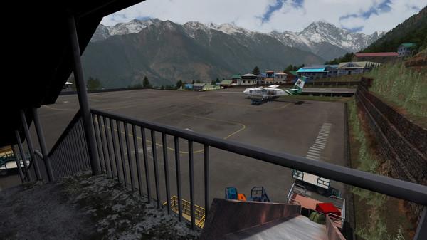 Aerofly FS 2 - Aerosoft - Lukla Mount Everest (DLC)