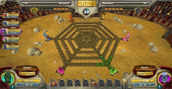Warriors: Rise to Glory! Online Multiplayer Open Beta