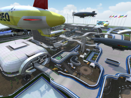 TrackMania Nations Forever 0