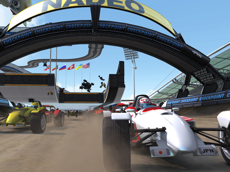 TrackMania Nations Forever 1
