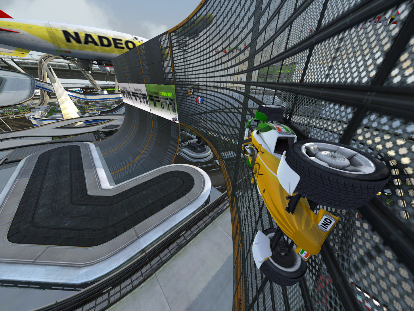 Trackmania dedicated server download x