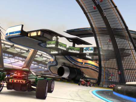 TrackMania Nations Forever 3