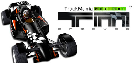 trackmania nation forever