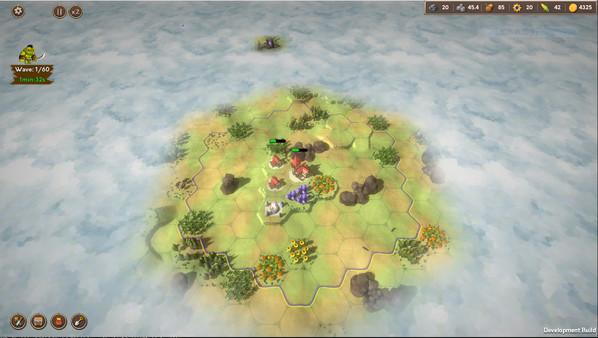 Defending Territory