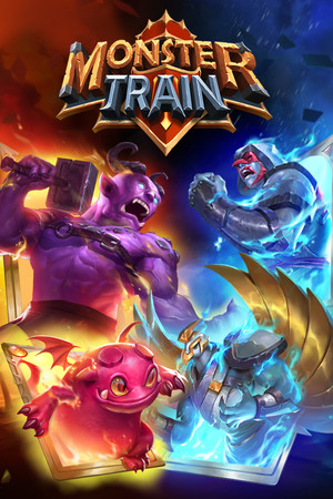 Monster Train poster image on Steam Backlog