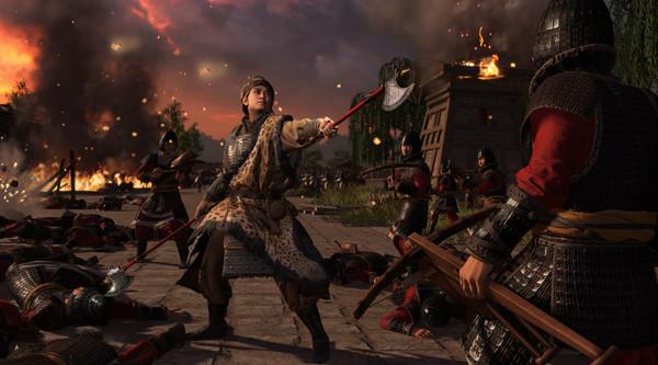 скриншот Total War: THREE KINGDOMS - Eight Princes 1