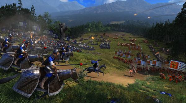 скриншот Total War: THREE KINGDOMS - Eight Princes 4
