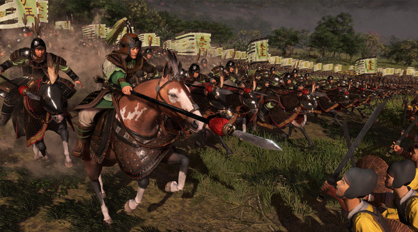 скриншот Total War: THREE KINGDOMS - Eight Princes 0